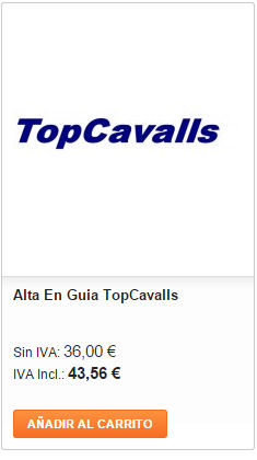 Alta Guia TopCavalls