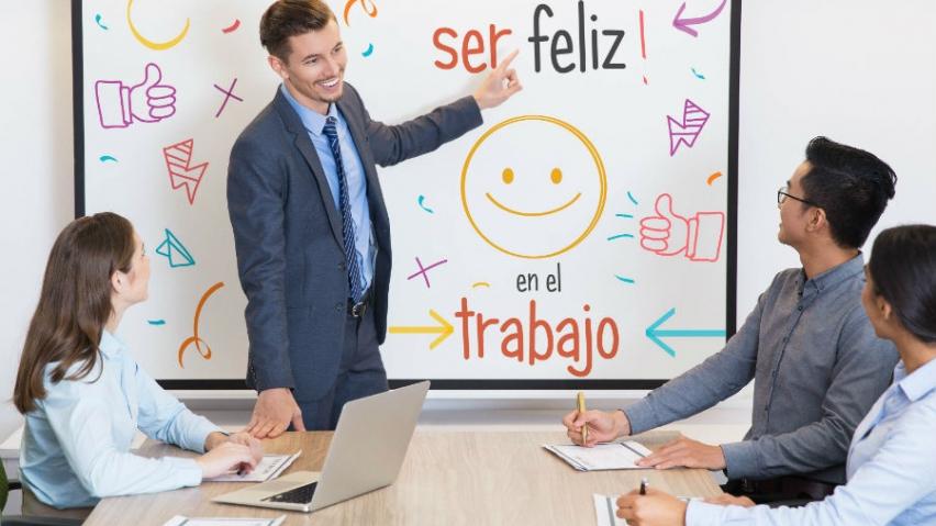 """Resultado de imagen de feliz en el trabajo"""""""